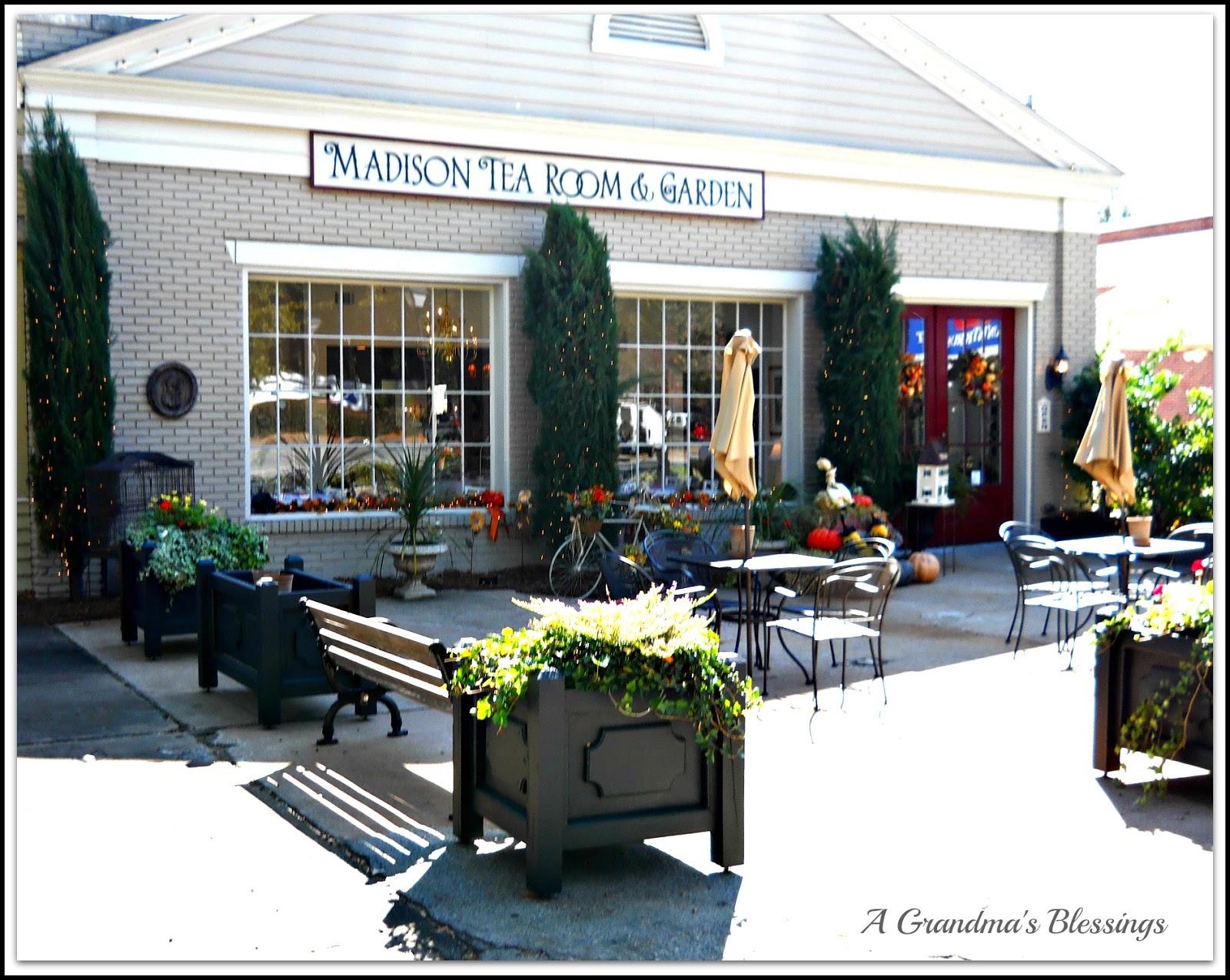 Tea Room In Madison Georgia