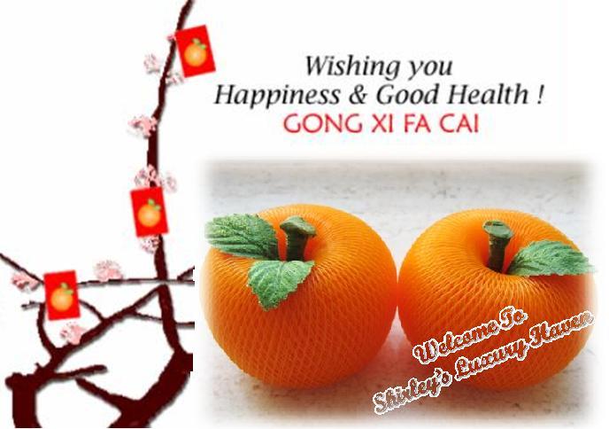 Diy your mandarin oranges this chinese new year chinese new year mandarin oranges m4hsunfo