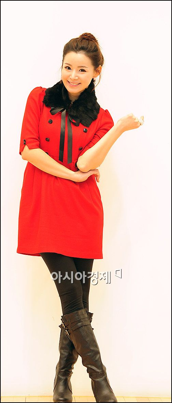 [Min Seo Hee] 2011.01.04 - Asia Model Awards Profile Photos