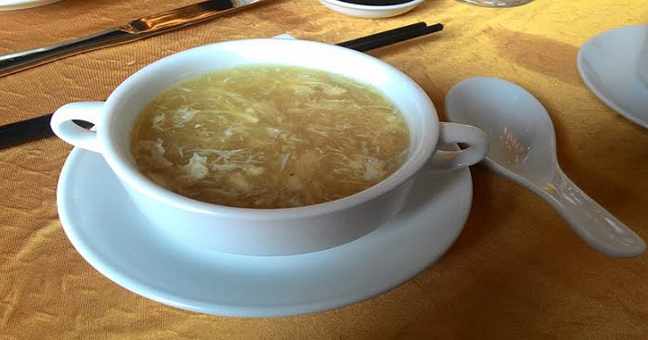 Sup Sarang Burung, Makanan Aneh dari Timur Jauh