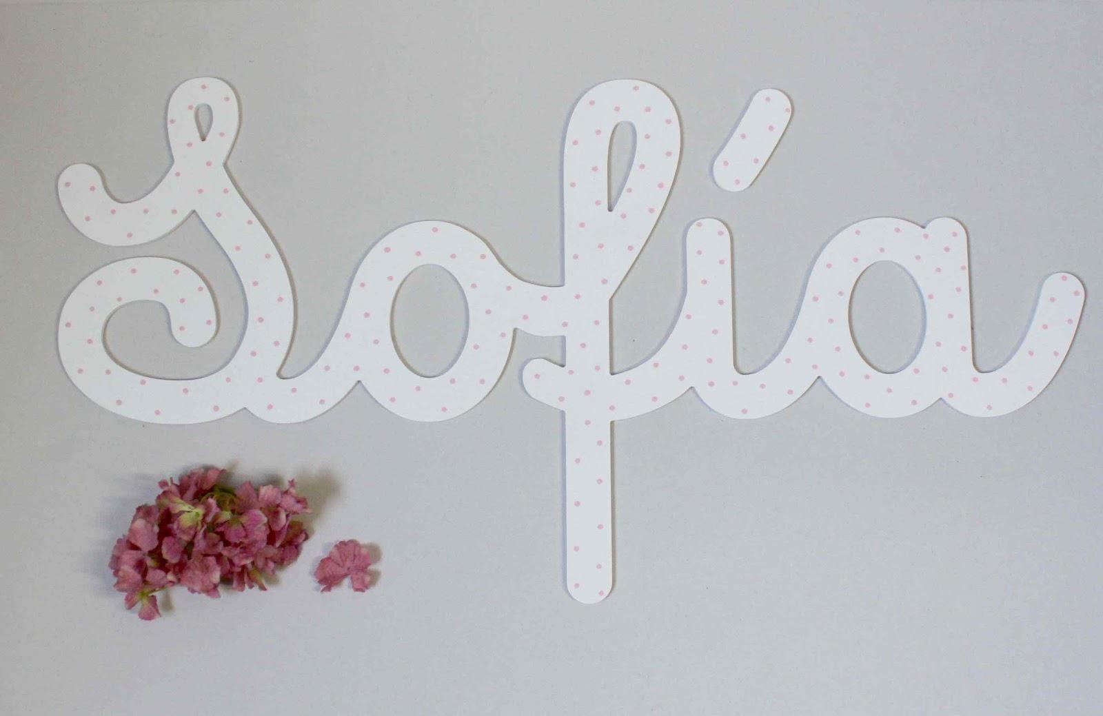 Letras infantiles para decorar decoraci n infantil - Letras infantiles para decorar ...