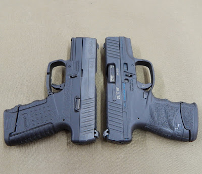review of walther pps m2, walther pps m2, walther pps m2 vs walther pps, original walther vs new pps m2, pps m2