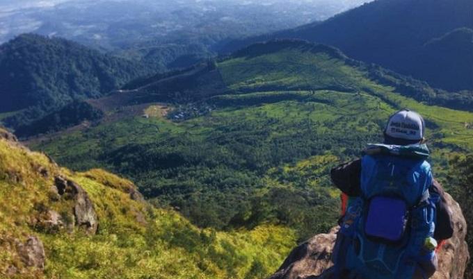 Mendaki Gunung Ungaran, Semarang