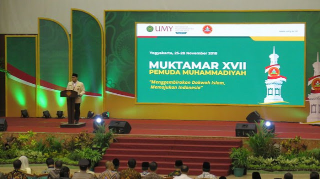 Pemuda Muhammadiyah Gelar Muktamar ke XVII di UMY