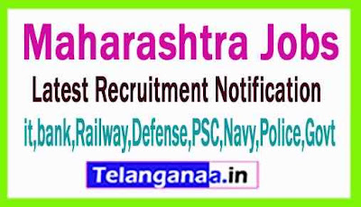 Latest Maharashtra Government Job Notifications