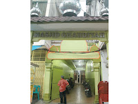 Ini Sejarah Masjid Ghaudiyah, Ikon India Muslim Kota Medan