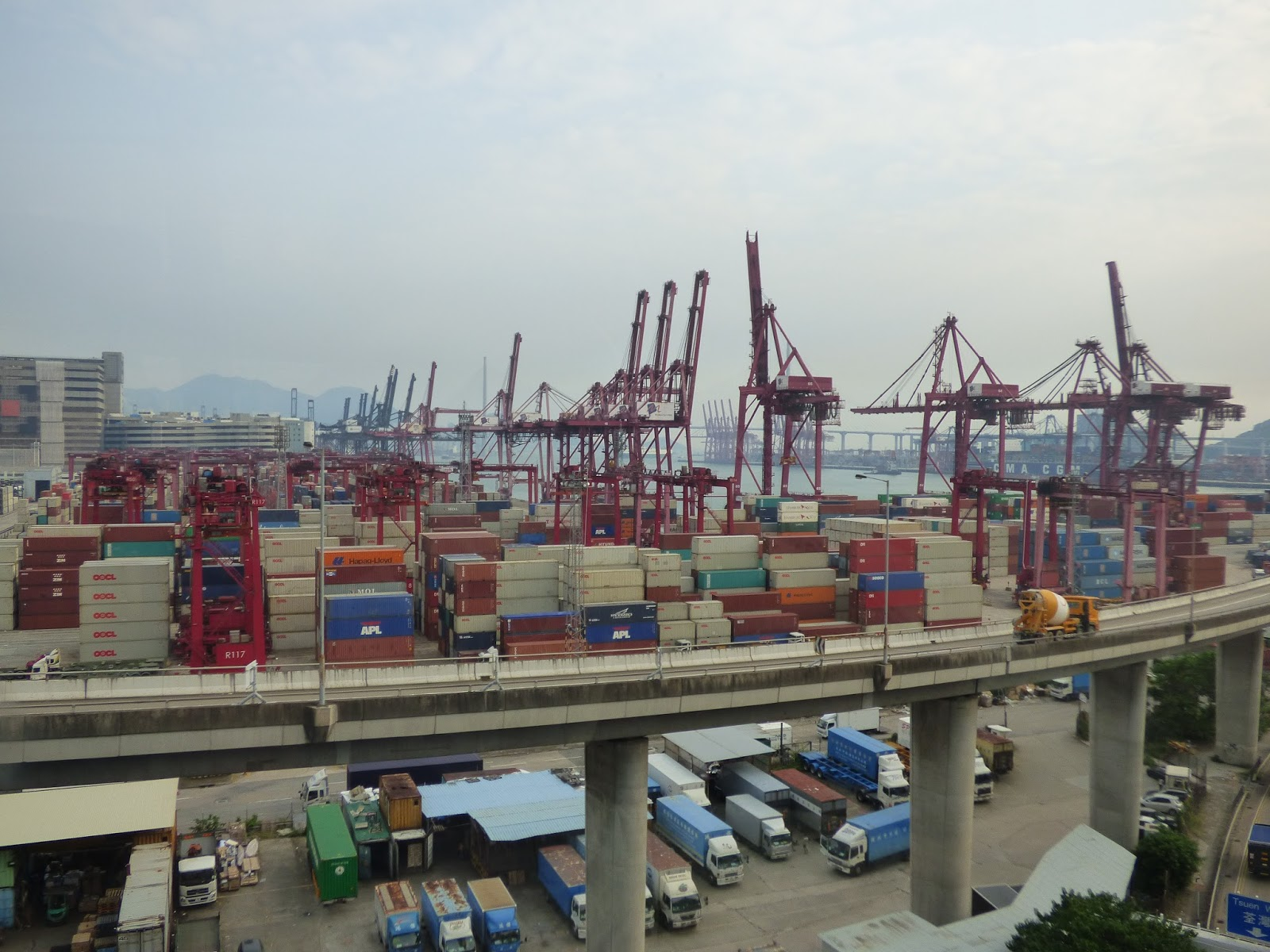 Hongkong kikötő
