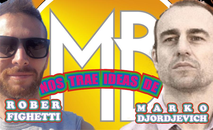 portada en massbateria de Rober Fighetti y Marko Djordjevich
