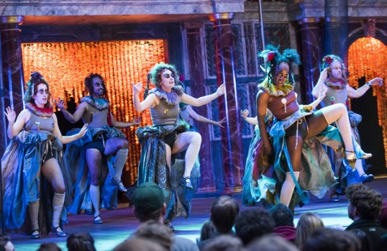 the issue of love in the play a midsummer nights dream Resources for the function of the play-within-a-play in a midsummer night's dream  and of love the play staged by  of putting on a play this issue of.