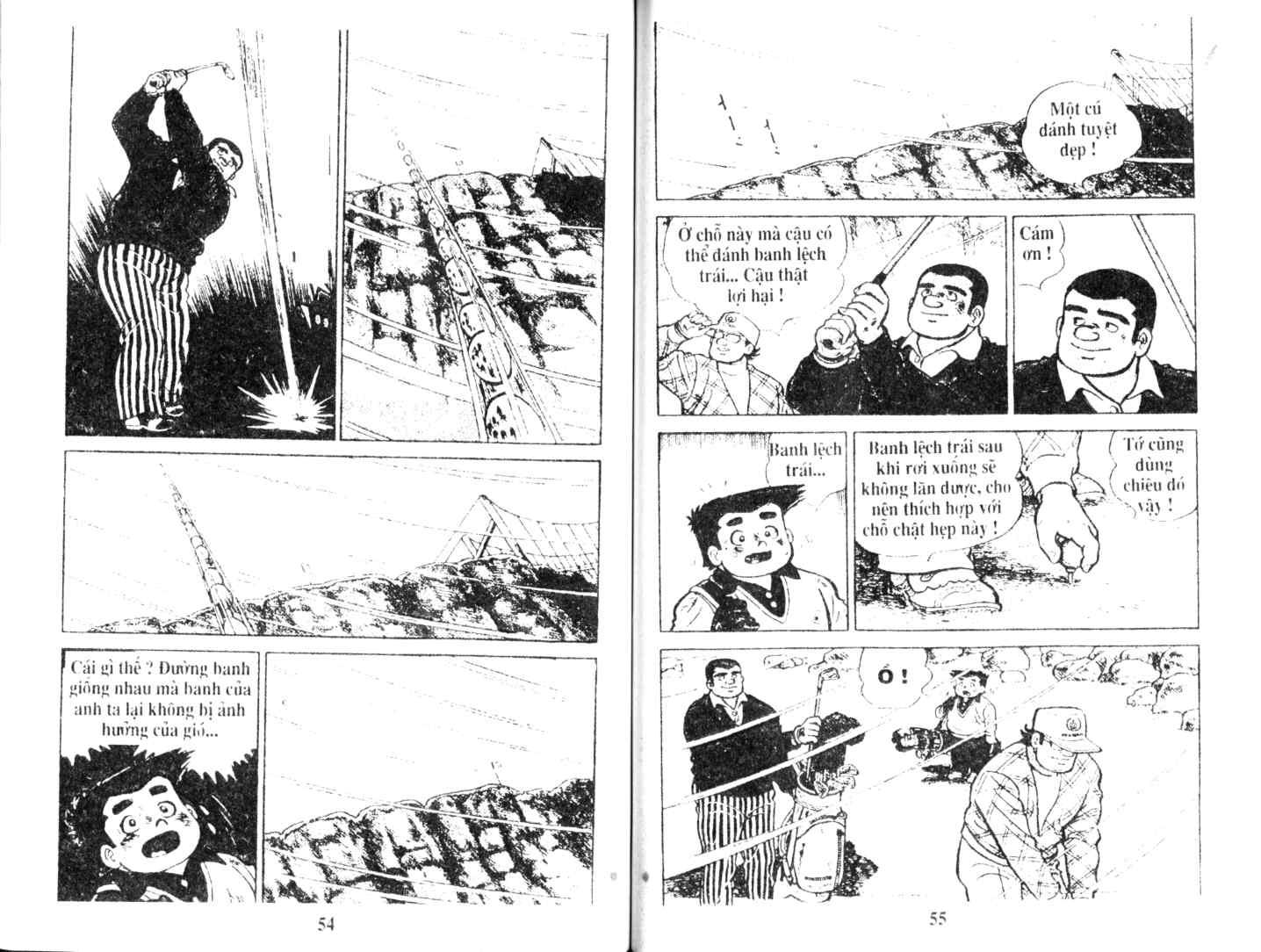 Ashita Tenki ni Naare chapter 17 trang 25