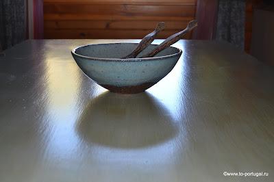 купить глиняную посуду в Португалии