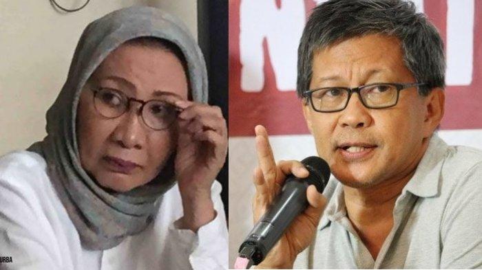 Sudjiwo Tedjo Prihatin, Rocky Gerung-Ratna Sarumpet Dilarang Diskusi