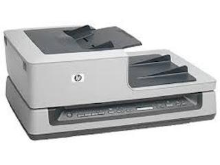 Picture HP Scanjet N8460 Printer