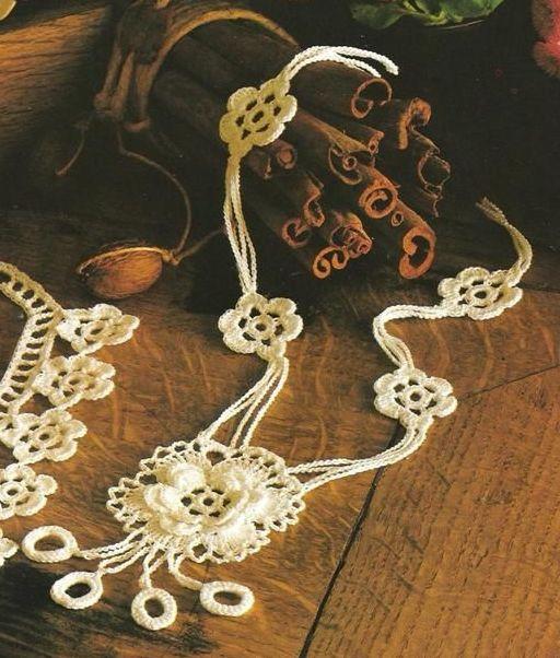 3 Patrones Crochet Colgantes
