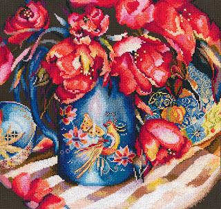 RTO, Тюльпаны Востока