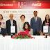BRG, SeABank và Coca -Cola VietNam thoả thuận hợp tác toàn diện