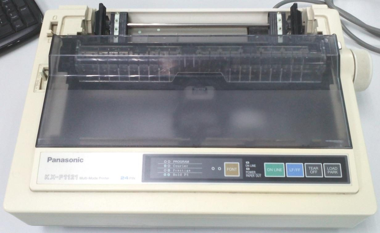 PANASONIC KX P2135 DRIVER FOR MAC