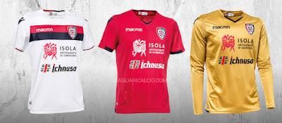Aqui uma das grandes novidades  a nova camisa do Chievo não tem as mangas  azuis 0c8bcd65f2343
