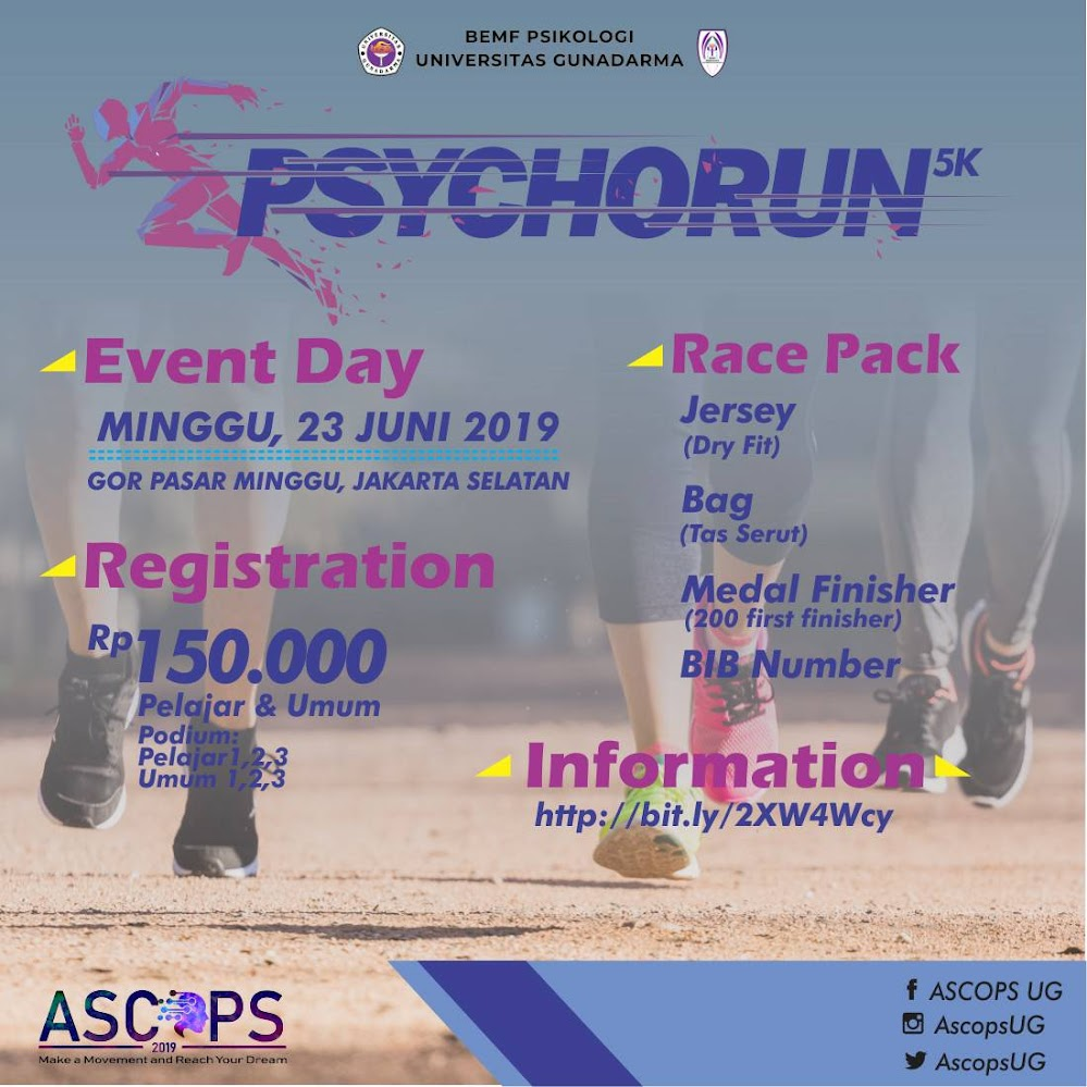 Psyco Run • 2019