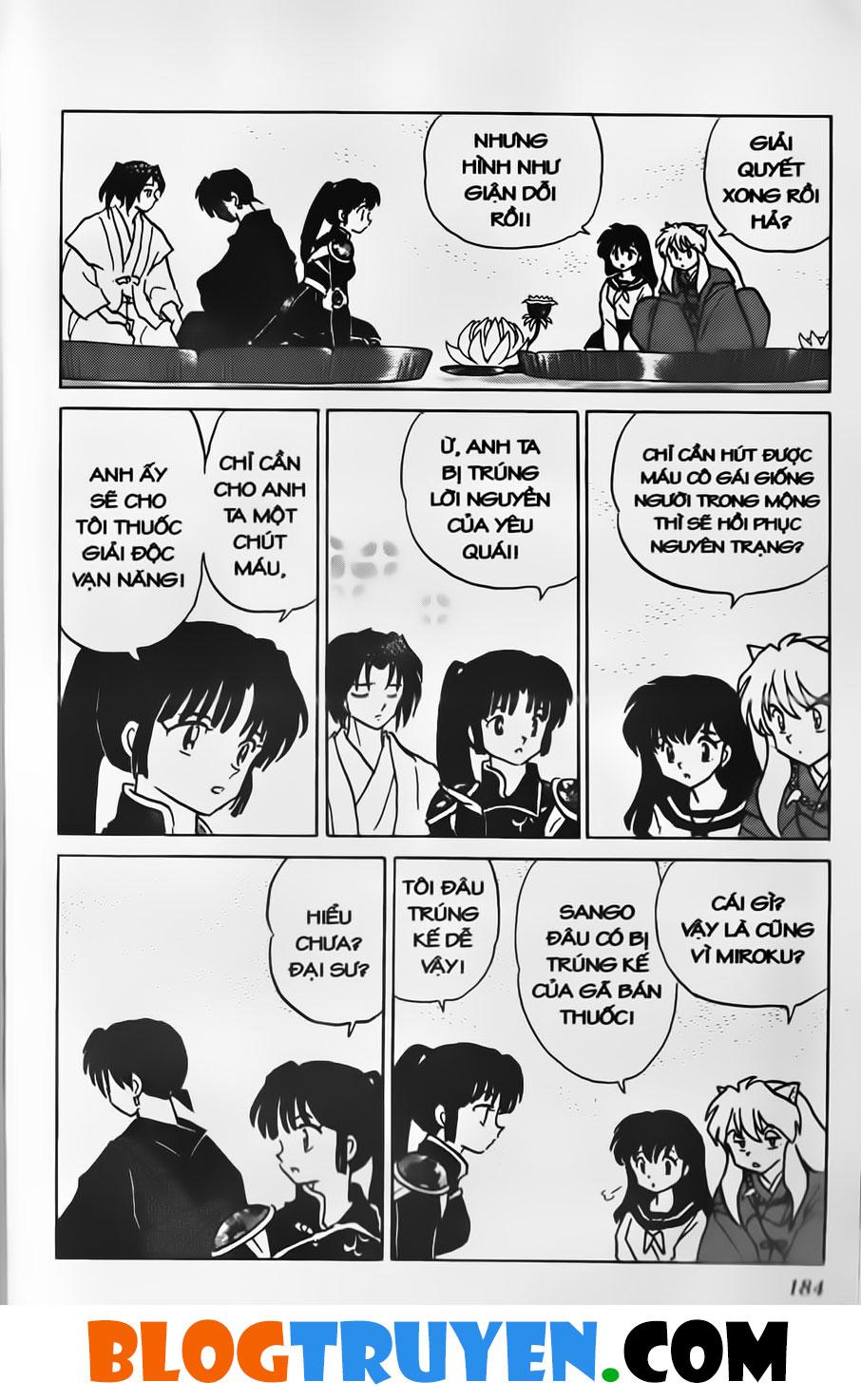 Inuyasha vol 36.10 trang 13