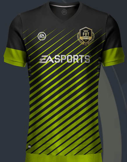 c3b71525a Stunning FIFA 17 Ultimate Team Champions Club Kit Revealed - Footy ...