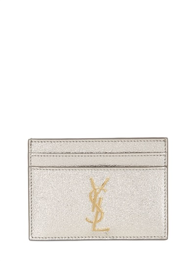 Porte-cartes Saint Laurent - 195€ - LuisaViaRoma