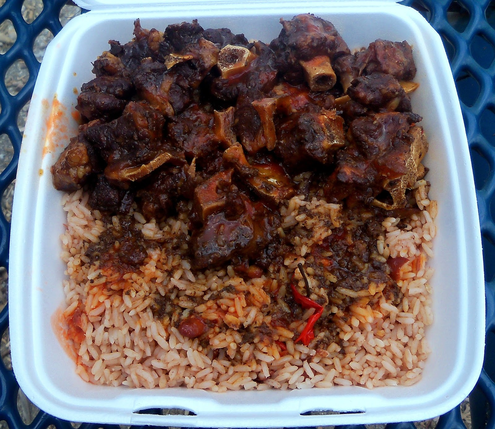 How To Cook Jamaican Style Oxtails