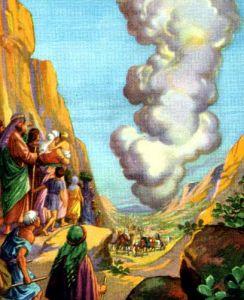 Resultado de imagem para coluna de nuvem