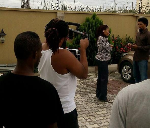 aunt maria nollywood movie