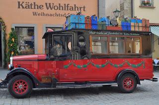 Que ver en Rothenburg Ob De Tauer