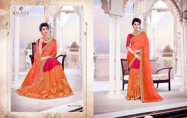 Buy Online Wedding Special Heavy Designer Saree Collection 2017