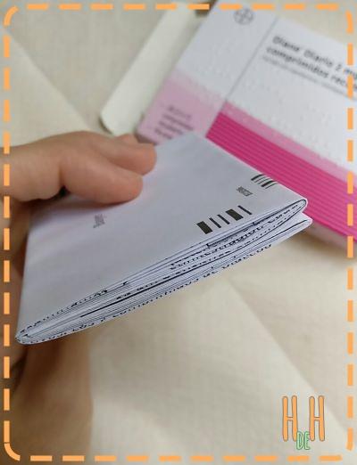 efectos secundarios de la pastilla anticonceptiva diane