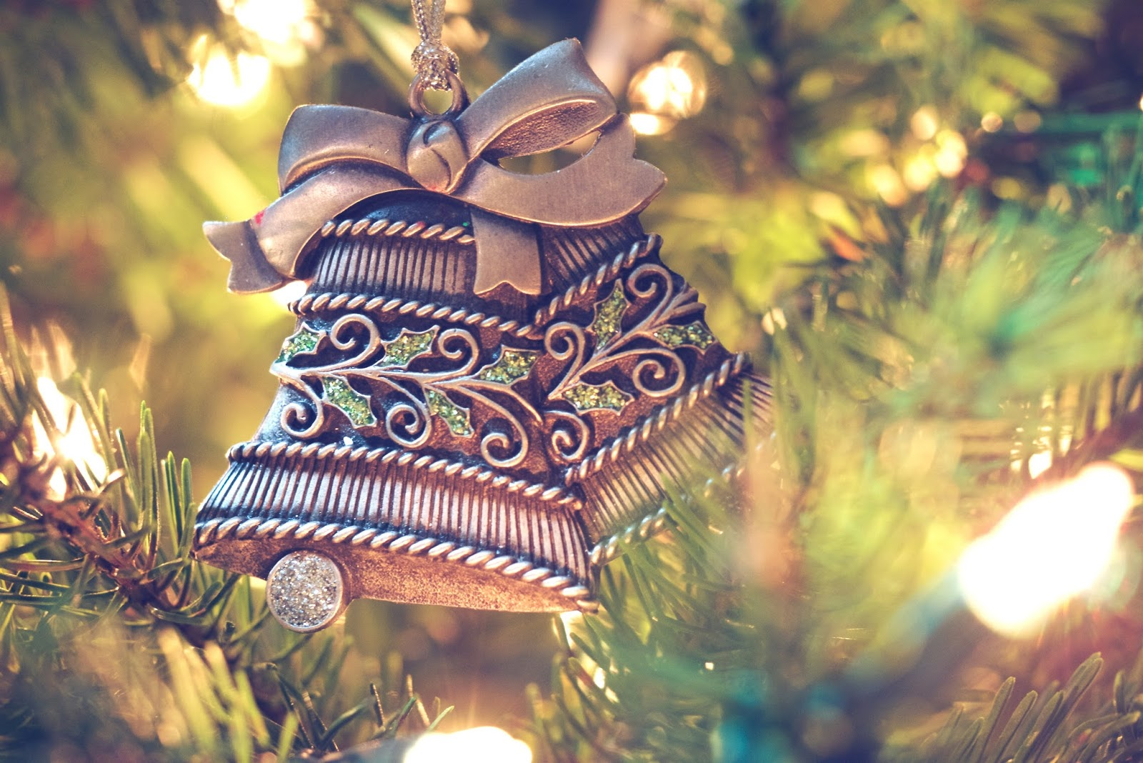 Christmas Bells Decor