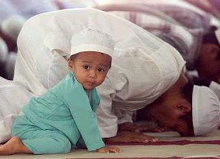 كيف أربي أطفالي تربية إسلامية