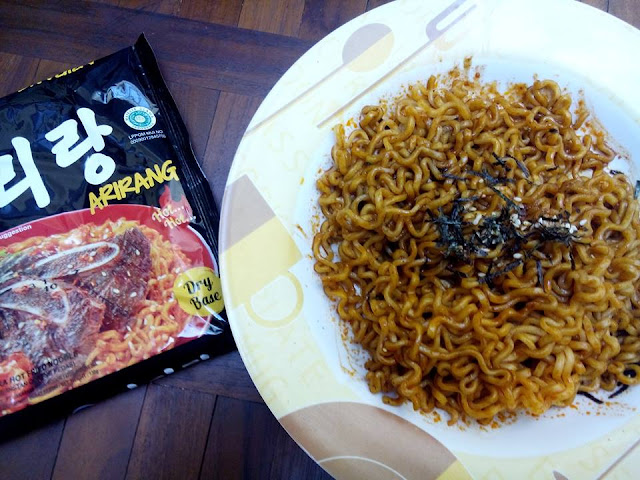 Arirang Extra Hot Fried Noodle