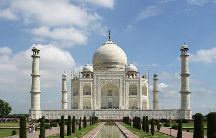 Fakta Taj Mahal