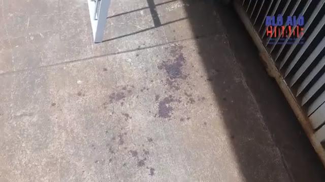 Tentativa de assalto deixa vítima ferida após ser esfaqueado em Campanha, MG - Foto: Alô Alô Cidade