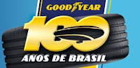 Promoção Goodyear 100 anos de Brasil goodyear100anos.com.br