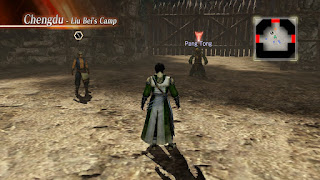Screenshot gameplay Dynasty Warriors 8