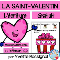https://www.teacherspayteachers.com/Product/St-Valentin-Ecriture-Communication-orale-cahier-interactif-French-Prompts-3626277