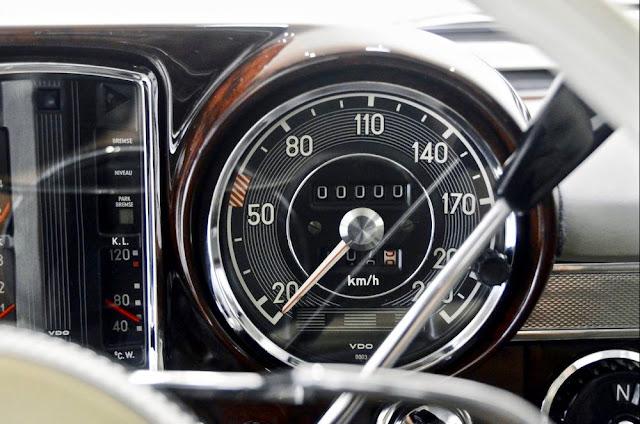 メルセデスベンツ・600プルマン