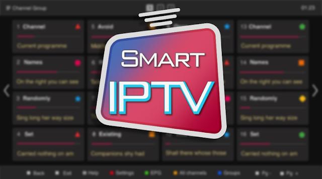 List Iptv Smart Tv Mobile Channels 03/09/2019