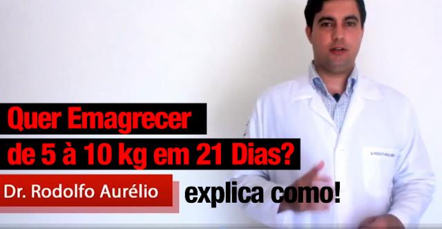 Dieta 21 Dias DR Rodolfo Funciona de Verdade!