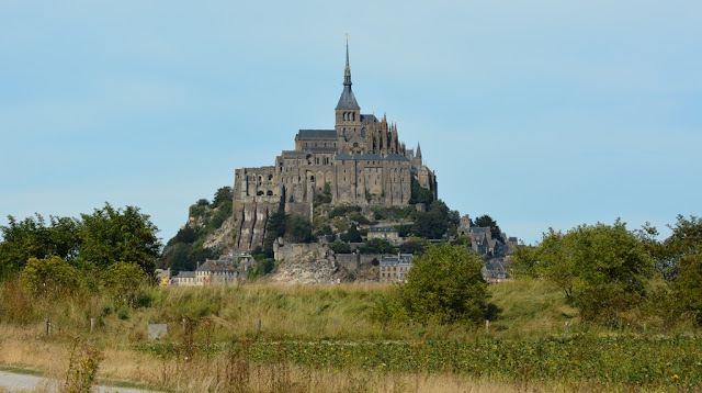 Views Mont Saint-Michel