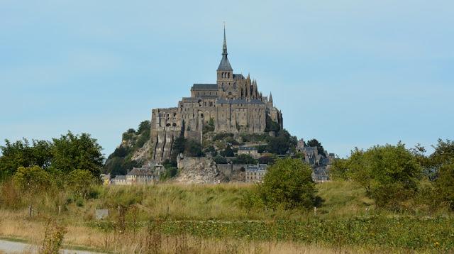 Views Mont Saint-Michel