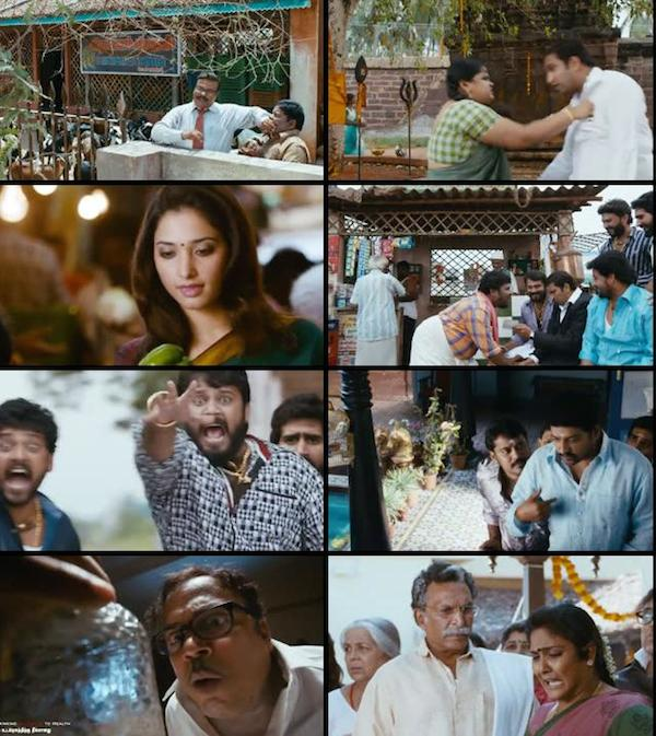 Veeram 2014 Hindi Dubbed HDRip 720p