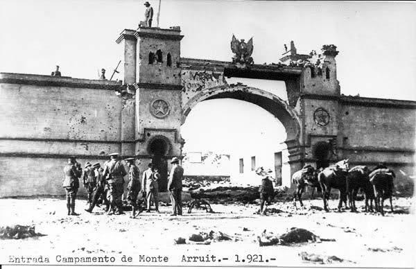 """Resultado de imagen de Carta de despedida de un soldado español en Monte Arruit a su novia"""""""