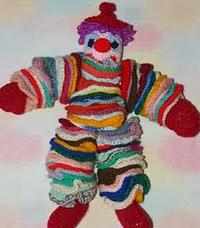 http://www.ravelry.com/patterns/library/yo-yo-clown