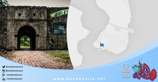 Benteng Nassau Banda Neira Kepulauan Banda Naira
