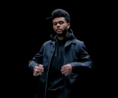 The Weeknd lança clipe de Lost In The Fire
